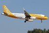 9V-TRM | Airbus A320-232 | Scoot
