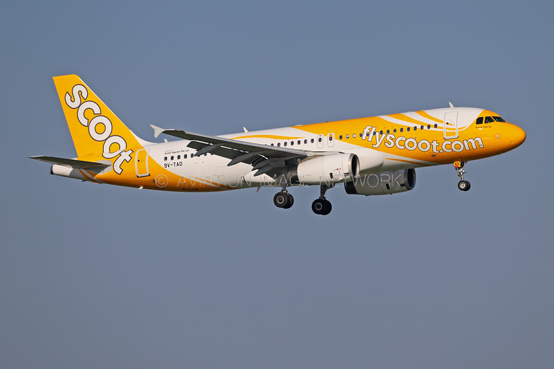 9V-TAO | Airbus A320-232 | Scoot