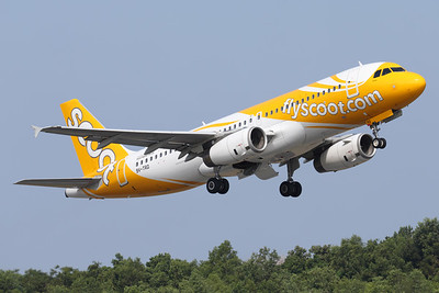 9V-TRD | Airbus A320-232 | Scoot