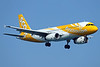 9V-TAN | Airbus A320-232 | Scoot