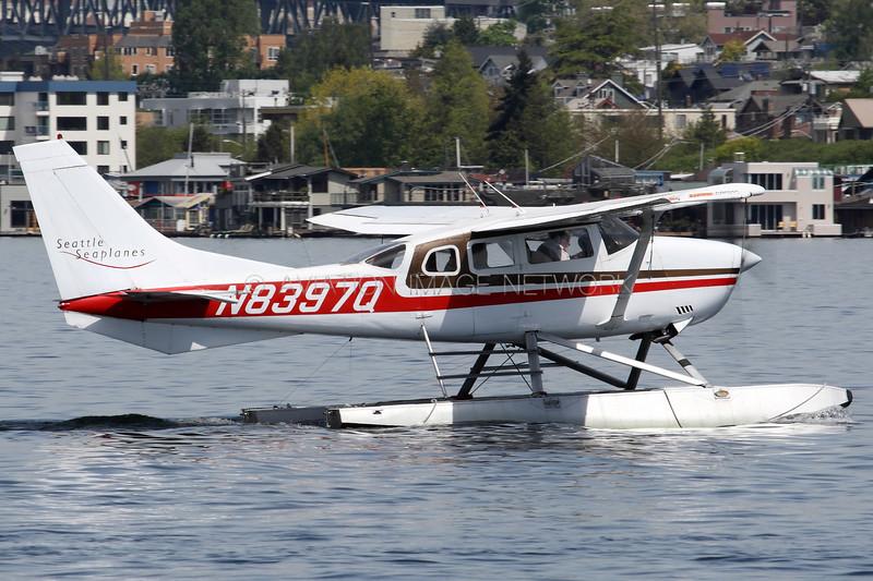 N8397Q | Cessna U206F | Seattle Seaplanes