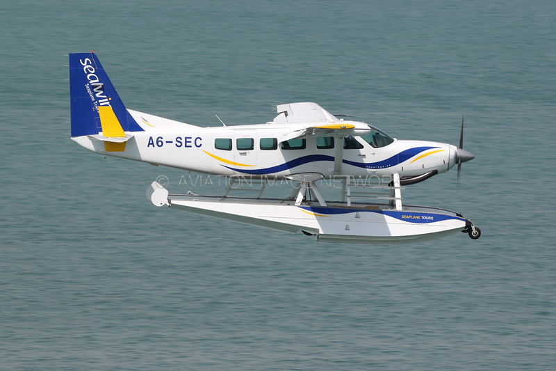 A6-SEC | Cessna 208 Grand Caravan | Seawings