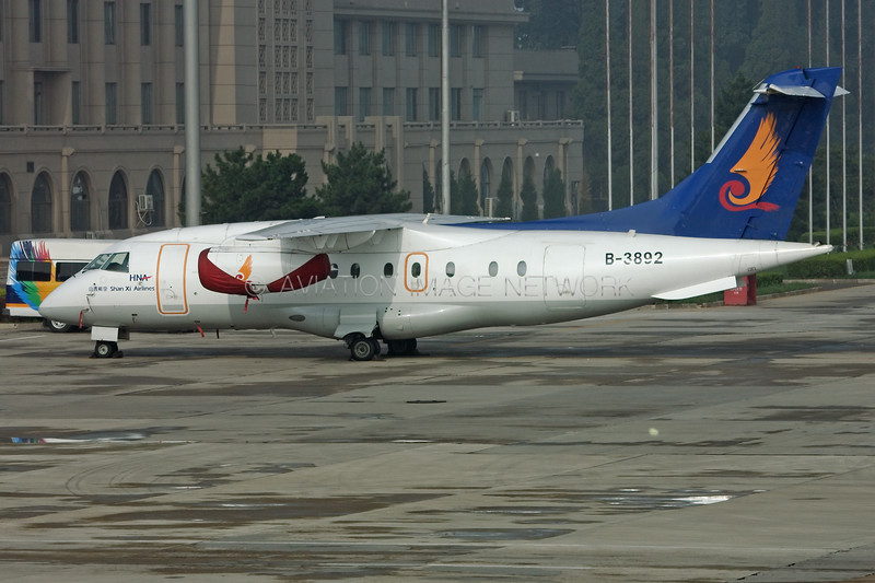 B-3892   Dornier 328 Jet   Shan Xi Airlines