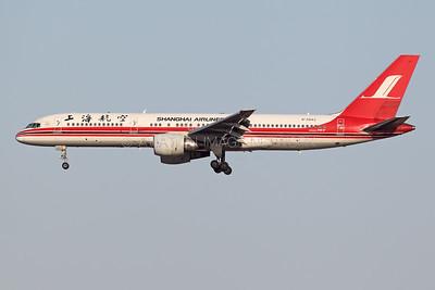 B-2843 | Boeing 757-26D | Shanghai Airlines