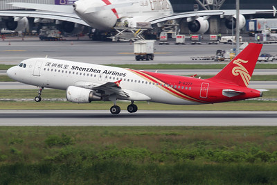 B-6377 | Airbus A320-214 | Shenzhen Airlines