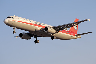 B-6551   Airbus A321-231   Sichuan Airlines