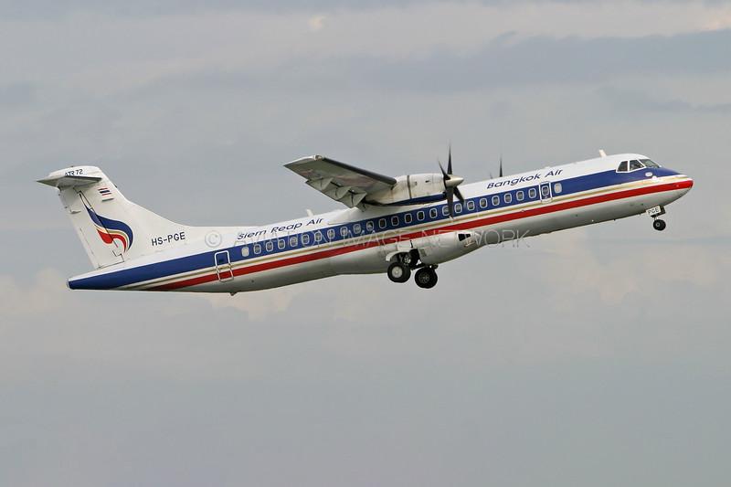 HS-PGE | ATR 72-202 | Siem Reap Airways International  (Bangkok Airways)