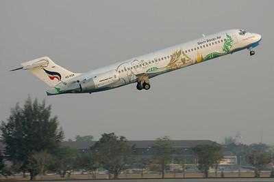 HS-PGR   Boeing 717-231   Siem Reap Airways International