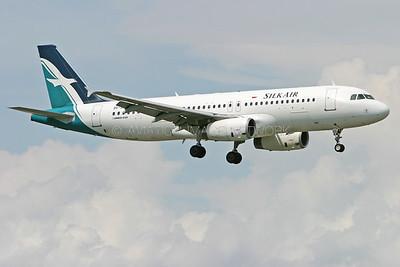 9V-SLC   Airbus A320-232   SilkAir