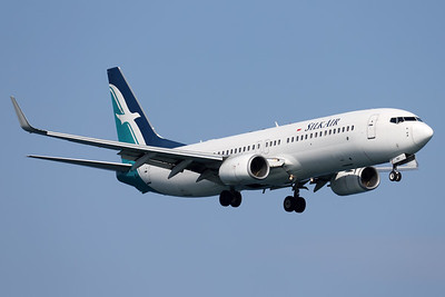 9V-MGF | Boeing 737-8SA | SilkAir