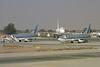 J2-SRH | J2-KCE | Boeing 737-268 | Silver Air