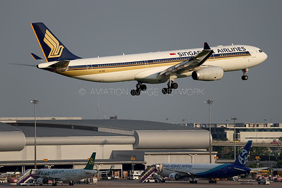 9V-SSE | Airbus A330-343 | Singapore Airlines
