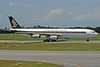 9V-SJN | Airbus A340-313 | Singapore Airlines