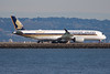 9V-SMF | Airbus A350-941 | Singapore Airlines