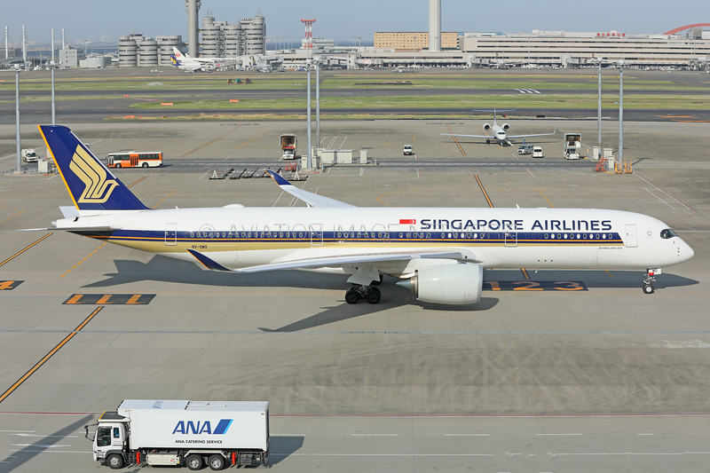 9V-SMO | Airbus A350-941 | Singapore Airlines