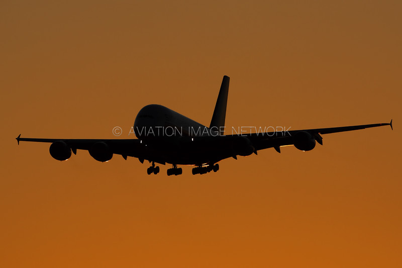 Airbus A380-841 | Singapore Airlines
