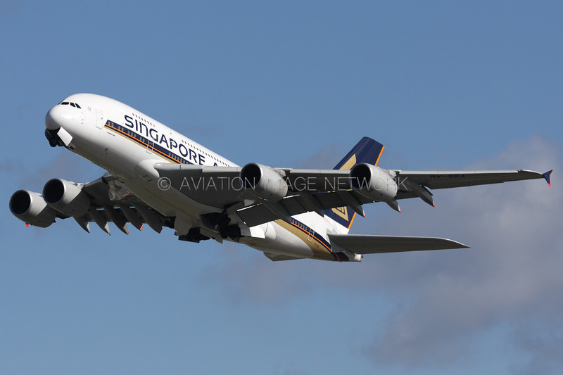 9V-SKA | Airbus A380-841 | Singapore Airlines