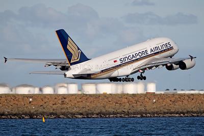 9V-SKI   Airbus A380-841   Singapore Airlines