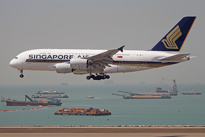 9V-SKV | Airbus A380-841 | Singapore Airlines