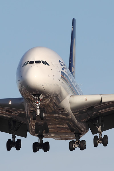 9V-SKN | Airbus A380-841 | Singapore Airlines