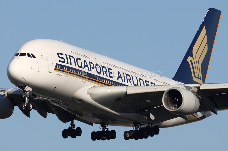 9V-SKT | Airbus A380-841 | Singapore Airlines