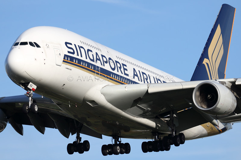 9V-SKQ | Airbus A380-841 | Singapore Airlines