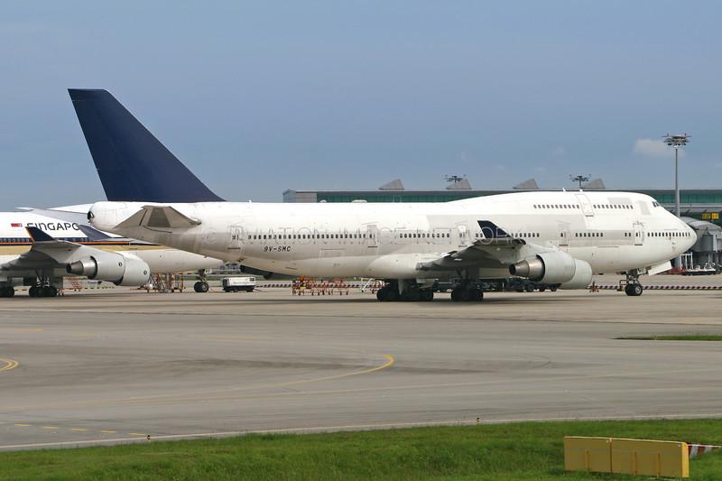 9V-SMC   Boeing 747-412   Singapore Airlines