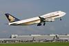 9V-SPQ | Boeing 747-412 | Singapore Airlines