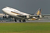 9V-SMO | Boeing 747-412 | Singapore Airlines