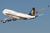 9V-SPL | Boeing 747-412 | Singapore Airlines