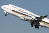 9V-SPJ   Boeing 747-412   Singapore Airlines