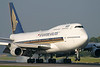 9V-SMP | Boeing 747-412 | Singapore Airlines