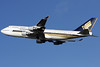 9V-SPM | Boeing 747-412 | Singapore Airlines