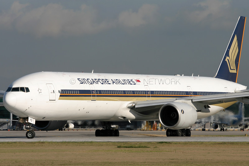 9V-SYD | Boeing 777-312 | Singapore Airlines