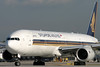 9V-SYI | Boeing 777-312 | Singapore Airlines