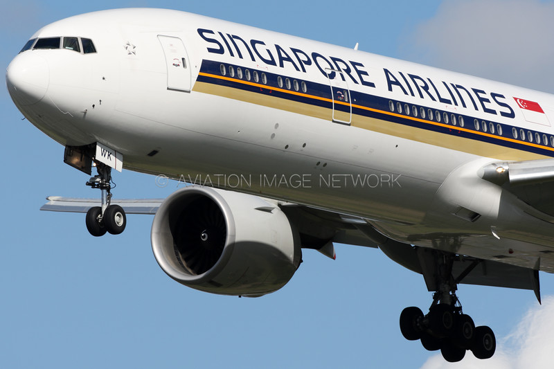 9V-SWK | Boeing 777-312/ER | Singapore Airlines