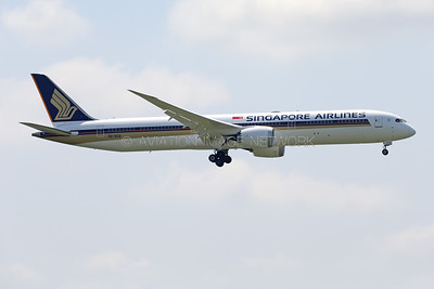 9V-SCA | Boeing 787-10 | Singapore Airlines