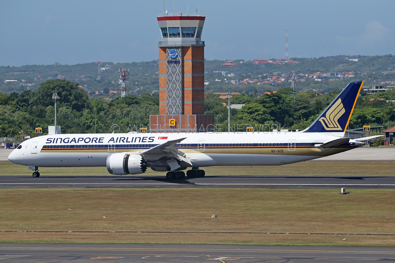 9V-SCE | Boeing 787-10 | Singapore Airlines