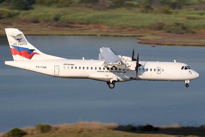 SX-THR   ATR 72-500   Sky Express