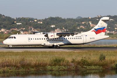 SX-FIV   ATR 72-500   Sky Express