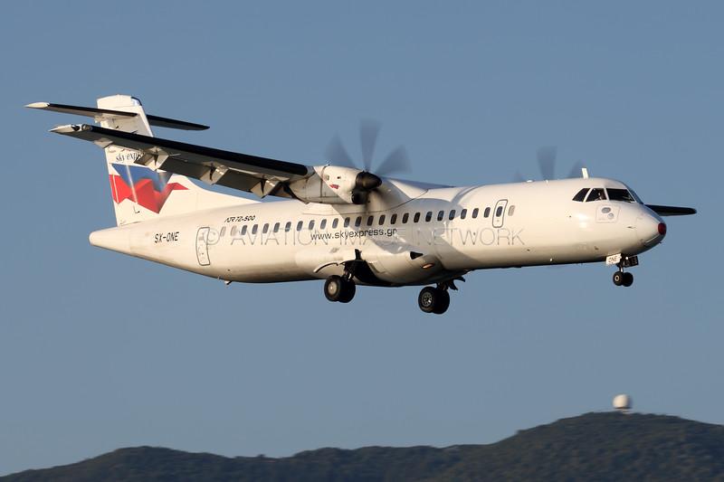 SX-ONE | ATR 72-500 | Sky Express