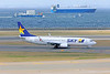 JA73NX | Boeing 737-86N | Skymark Airlines