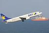 JA737N | Boeing 737-8HX | Skymark Airlines