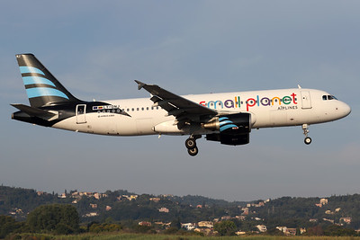 LY-ONJ   Airbus A320-214   Small Planet Airlines