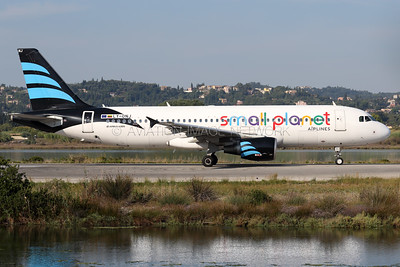 LY-ONJ | Airbus A320-214 | Small Planet Airlines