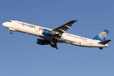 SP-HAZ | Airbus A321-211 | Small Planet Airlines