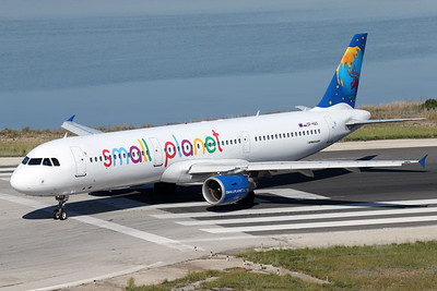 SP-HAX | Airbus A321-211 | Small Planet Airlines
