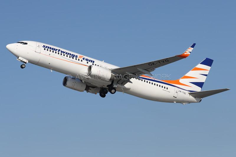OK-TVG | Boeing 737-8Q8 | SmartWings