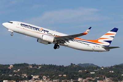 OK-TSU   Boeing 737-8FZ   SmartWings
