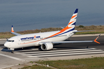 OK-SWC   Boeing 737 MAX 8   Smart Wings